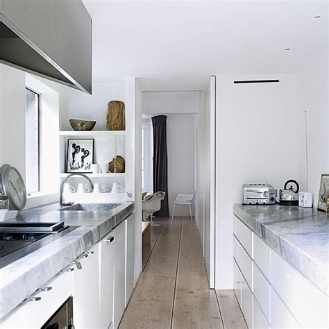 narrow kitchen narrow kitchen small kitchens modern kitchens