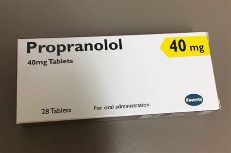 Propranolol Shelf by 7 Month Suspension For Pharmacist Whose Dispensing Error