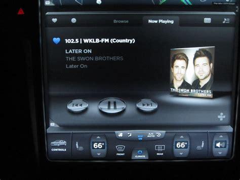 Tesla Model S Sound System Review Tesla Model S Premium Sound System And Audio Upgrades
