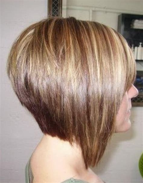 front back sides of bob hairstyles stacked haircut