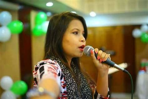 India Idol this manipuri is being for singing a
