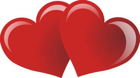 imagenes de 2 corazones unidos buscar fotos enlazados