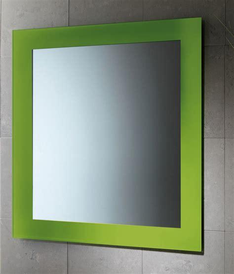 cornici per specchio bagno specchio da bagno 60 x 70 cm cornice laccata modello magic