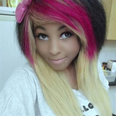 girl jock hairstyles black scene girls hairstyles 50 scene emo hairstyles for