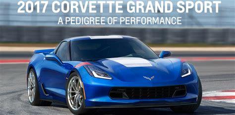corvette grand sport horsepower 2017 corvette grand sport price release date specs
