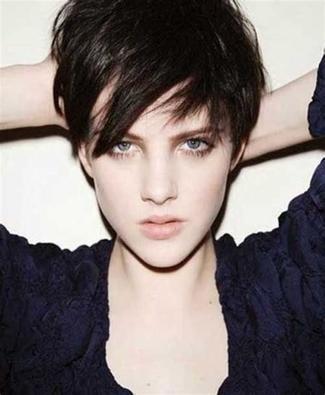 brunette womens shaggy layered short haircuts 17 best images about hair cut ideas on pinterest
