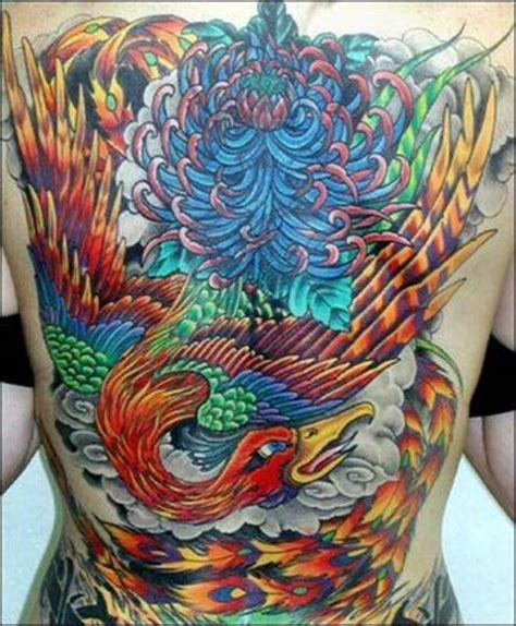 yakuza phoenix tattoo 17 best images about tatuagem yakuza on pinterest back
