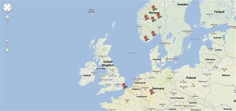 Tesla Supercharger Europe Map Tesla Superchargers In Europe On Map Product Reviews Net