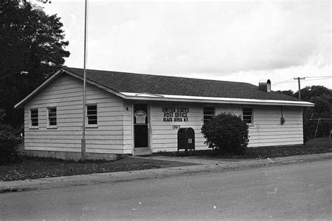 Black River Post Office by Black River Ny Post Office Jefferson County Photo By J