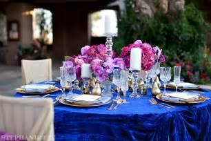 royal blue and pink wedding ideas wedding ideas pink fuschia pink orchid center