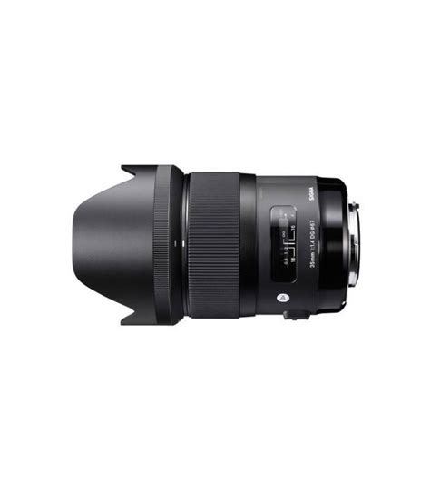 Sigma F 1 4 Nikon sigma objetivo 35mm f 1 4 dg hsm para nikon