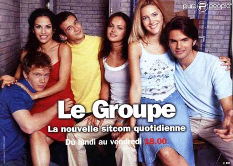 le groupe 4 s 233 ries tv