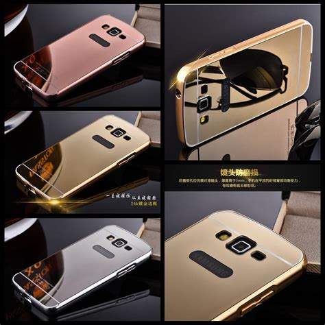Casing Hp Grand Prime G530 Luxury Mirror Hello Hellokitty jual metal aluminium bumper mirror untuk samsung