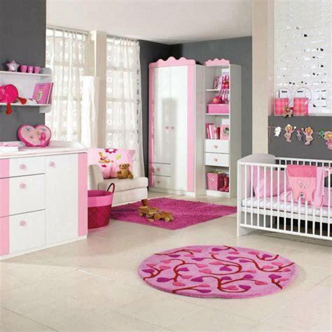 Babyzimmer Mädchen Gestalten