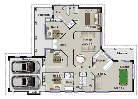 7 bedroom house plans australia australian houses 4 bedroom federation style house plans 247 m2 home size