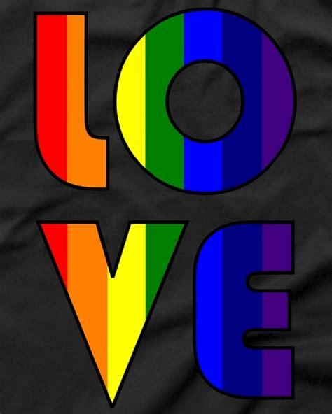 Pride Logo 15 T Shirt pride logo rainbow t shirt teeshirtpalace