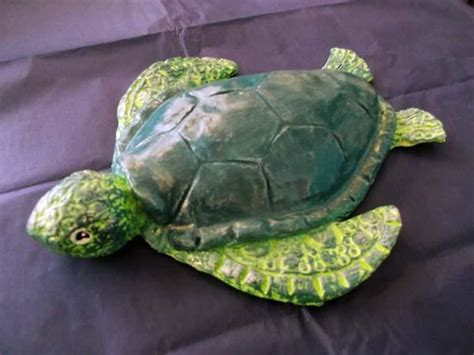How To Make A Paper Mache Turtle - how to make a paper mache turtle 28 images paper mache