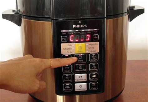 Rice Cooker Philips Malaysia product review philips electric pressure cooker hd 2136