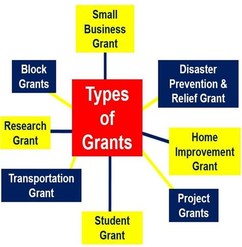 types meaning what is a grant definition and meaning market business news