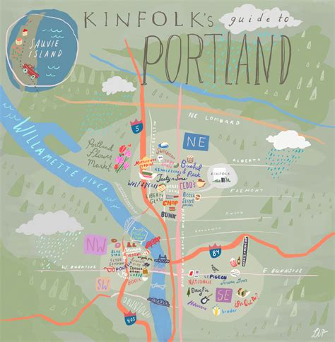 design guidelines portland 24 hours in portland with kinfolk magazine design sponge