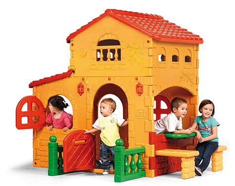 casa de juguete para jardin las mejores casitas infantiles para el jard 237 n baratas