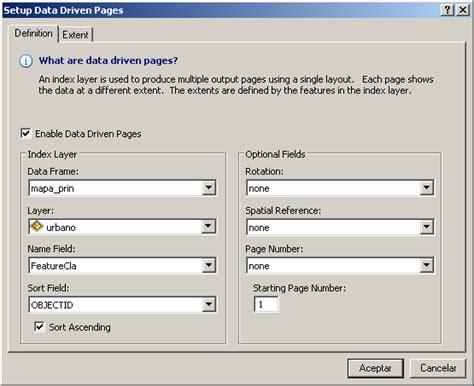 crear layout en arcgis c 243 mo crear colecciones de mapas en arcgis 10 data driven