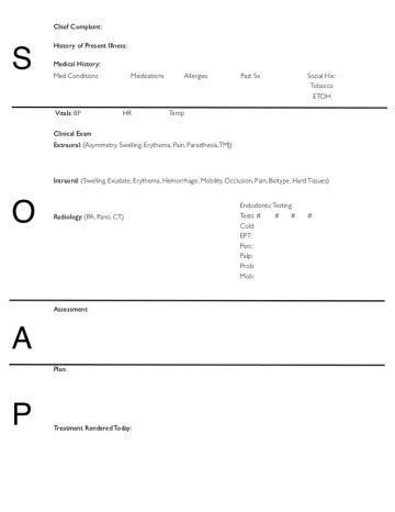28 Images Of Template Physical Exam Soap Note Helmettown Com Physical Therapy Soap Note Template