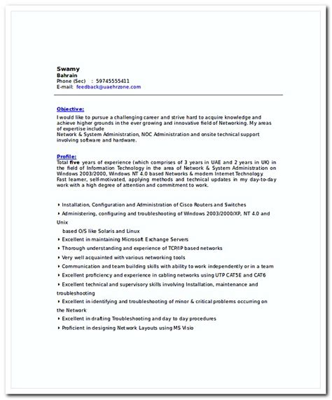 Technical Manager Cover Letter by Techincal Cover Letter
