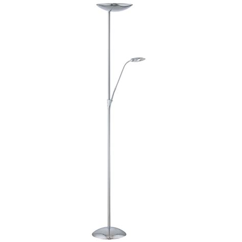 Led Torchiere Floor L Modern Floor Ls Taavi Led Torchiere Eurway