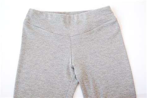 sewing pattern yoga pants introducing the nature walk knit pant sewing pattern
