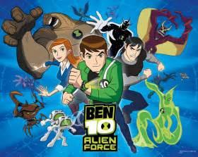 kids cartoons ben 10 alien force episode video 2014