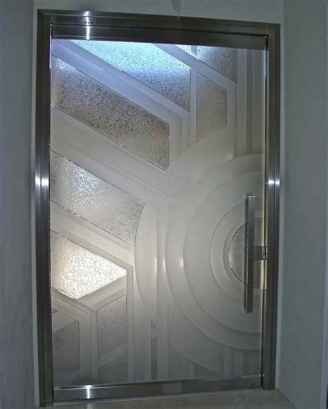All Glass Doors Exterior Sun Odyssey All Glass Doors Eclectic Front Doors Other Metro By Sans Soucie Glass