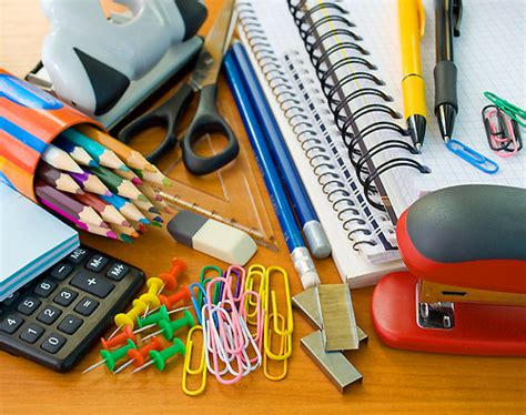 Office Supplies You Need For College What Should My Company Buy Office Stationery Or