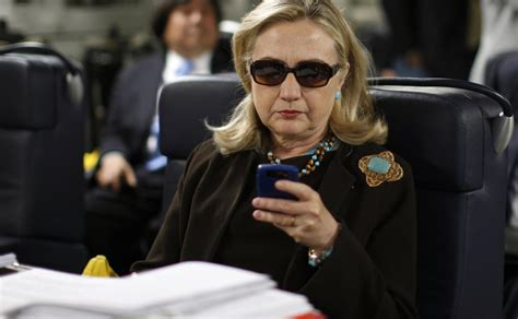 Hillary Clinton Texting Meme - mitt romney said hillary clinton deleted emails that were