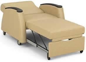 hospital sleep sleeper chairs sofas loveseat bariatric