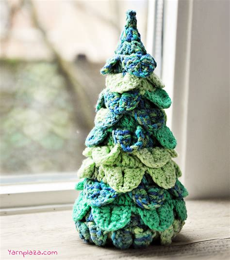 crochet patterns galore christmas tree