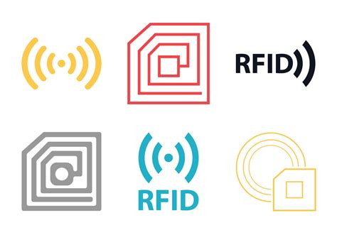 Free Rfid Vector Icon   Download Free Vector Art, Stock