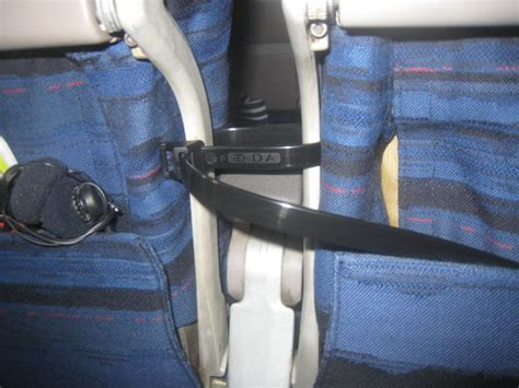 Airline Seat Recline Stopper by Izuno Travel 187 Tools