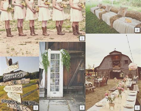 New Rustic Country Wedding Ideas for Fall   Creative Maxx