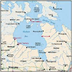 map of hudson bay canada high the last supper the spill pole shift