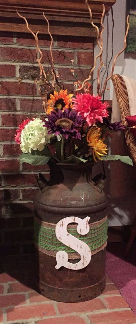 when can you decorate for fall best 20 milk can decor ideas on farmhouse