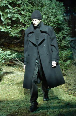 raf simons aw 2002 03 virginia creeper fashion in 2019 raf simons raf simmons menswear