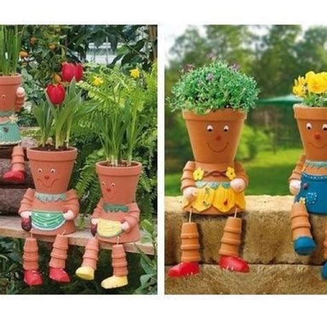 flower pot kid craft flower pot kid s crafts flower pots