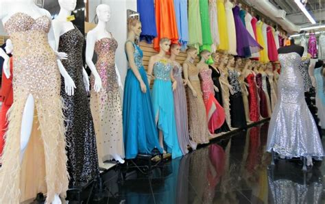 Bridesmaid Dress Boutiques Nyc - noell promdresses at the la fashion district prom