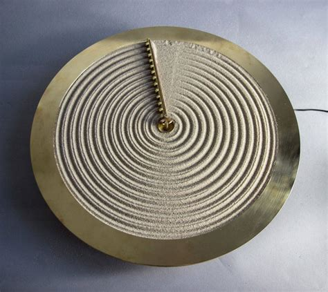design milk clock the poetic sand clock by studio ayaskan design milk