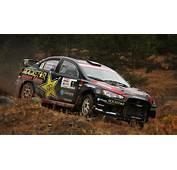 L'Estage &amp Mitsubishi Clinch Canadian Rally Championship