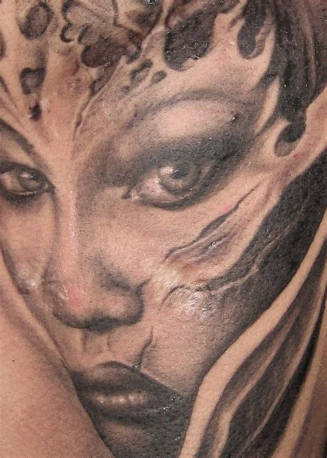 close up tattoo by pick1 on deviantart