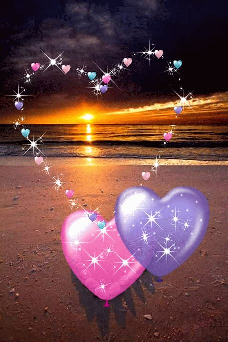 imagenes hermosas variadas imagenes bonitas de corazones con movimiento gifs