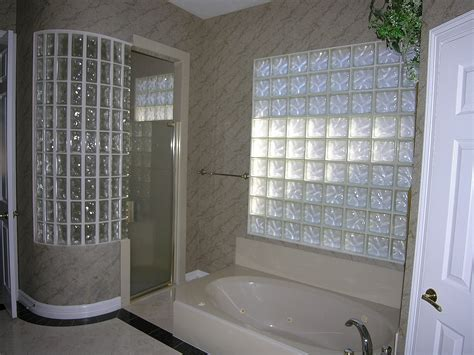 glass block designs for bathrooms bathroom engaging bathroom design glass block shower wall