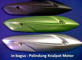 Tutup Kenalpot Beat harga tutup knalpot variasi standar motor beat mio dan